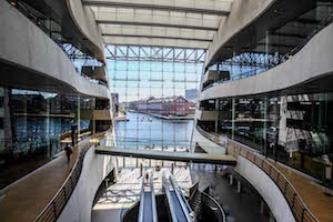 Black Diamond Atrium, The Royal Danish Library
